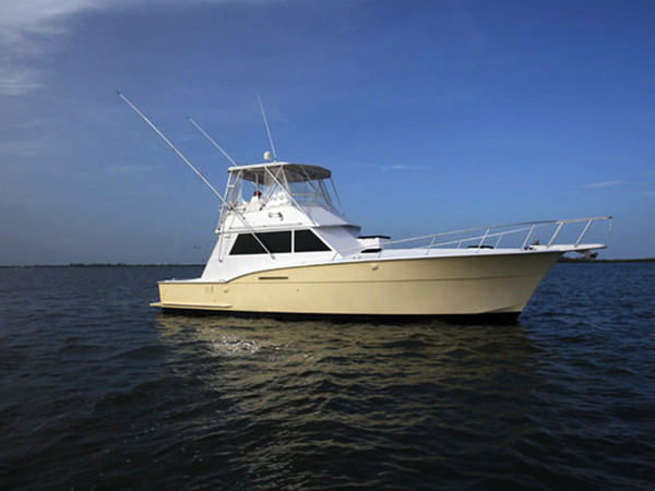 Used Hatteras Flybridge Boat For Sale