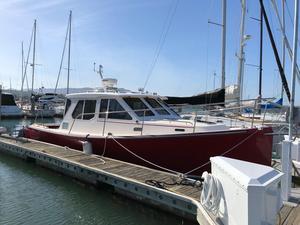 Used True North 38 Cruiser Boat For Sale