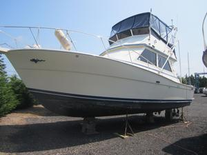 Used Viking Boats 35 Convertible Fishing Boat For Sale