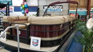 New Sweetwater 2186 C4 Pontoon Boat For Sale