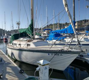 Used Newport MK III Cruiser Sailboat For Sale
