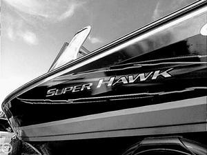 Used Crestliner 1750 Super Hawk Fish n' Ski Aluminum Fishing Boat For Sale