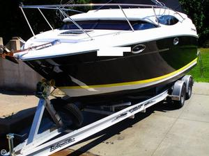 Used Regal 2565 Window Express Cruiser Boat For Sale