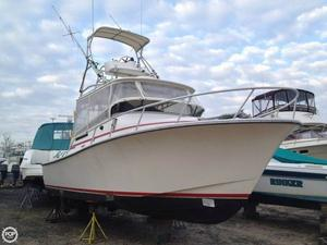 Used Henriques 28 Express Fisherman Sports Fishing Boat For Sale