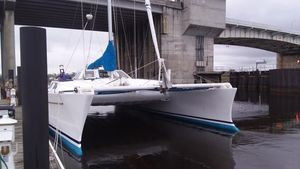 Used Crowther 44 Catamaran Sailboat For Sale