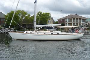 Used Shannon 52 Cruiser Sailboat For Sale