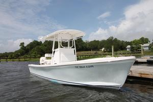 Used Judge 22 CC Custom Center Console Fishing Boat For Sale