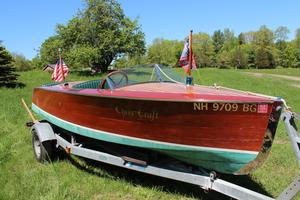 Used Chris-Craft Special Runabout Antique and Classic Boat For Sale