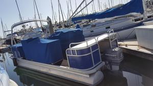 Used Sunseeker Premier Pontoon Boat For Sale