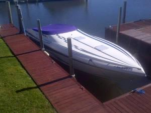 Used Nordic 35 Flame High Performance Boat For Sale