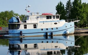 Used Great Harbour GH47 Trawler Boat For Sale