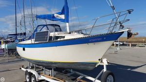 Used Lancer Boats 27 Sloop Sailboat For Sale