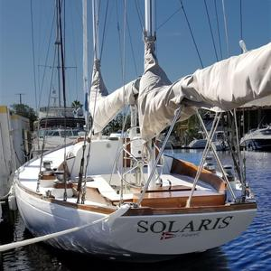Used Block Island 40 Antique and Classic Boat For Sale