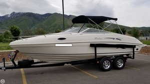 Used Rinker Captiva 232 Cruiser Boat For Sale