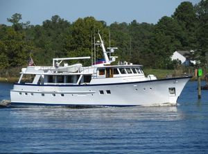 Used Stephens Forward Pilothouse M/Y Pilothouse Boat For Sale