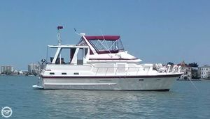 Used Kha Shing 40 Spindrift Trawler Boat For Sale