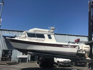 Used Sea Sport 2400 Explorer Sports Cruiser Boat For Sale