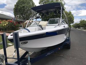 Used Correct Craft Air Nautique 226 Limited Ski and Wakeboard Boat For Sale