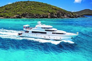 Used Johnson 108 FB Custom Motor Yacht For Sale