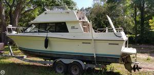 Used Carver 26 Santa Cruz Walkaround Fishing Boat For Sale