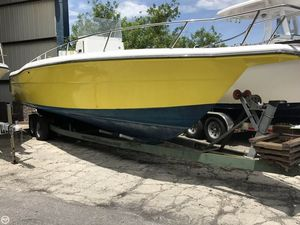 Used Stamas Tarpon 290 Center Console Fishing Boat For Sale