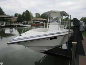 Used Fountain 25 Center Console Center Console Fishing Boat For Sale