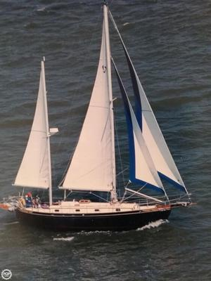Used Tayana 37 Ketch Sailboat For Sale