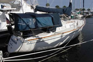 Used Pearson 37-2 Cruiser Sailboat For Sale