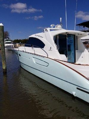 Used Beneteau Flyer 12 Motor Yacht For Sale