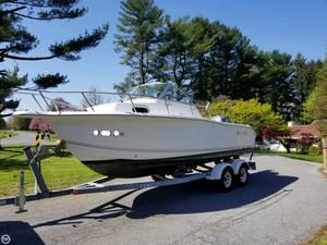 Used Sea Pro 220 WA Walkaround Fishing Boat For Sale
