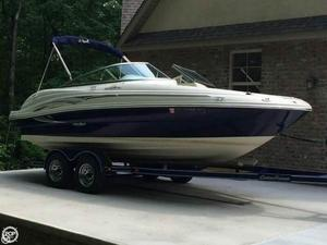 Used Sea Ray Sundeck 200 Deck Boat For Sale