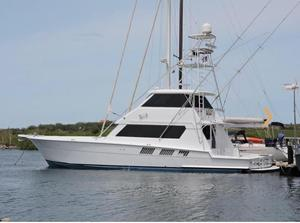 Used Hatteras EB Sports Fishing Boat For Sale
