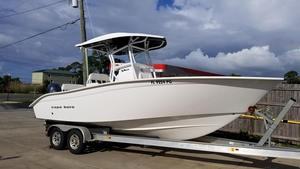 Used Cape Horn 24 Center Console Fishing Boat For Sale