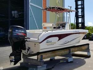Used Carolina Skiff Sea Chaser 2100 Offshore Center Console Fishing Boat For Sale