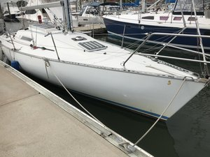 Used Beneteau First Class 10 Sloop Sailboat For Sale