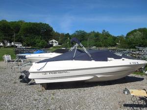 Used Regal 1800 LSR Bowrider Boat For Sale