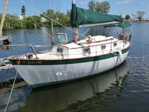 Used Morris Yachts Victoria Daysailer Sailboat For Sale