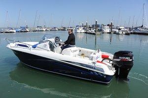 Used Beneteau Flyer 750 Open Motor Yacht For Sale