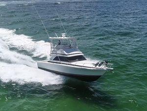Used Bertram 36 Convertible Fishing Boat For Sale