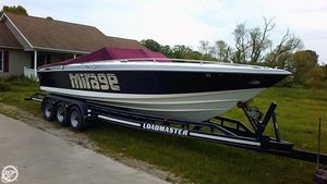 Used Mirage 270 Intimidator High Performance Boat For Sale