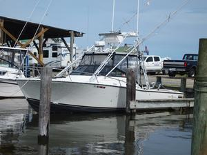 Used Albemarle 270 Express Cruiser Boat For Sale