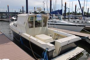 Used Albin 28 Tournament Express Trawler Boat For Sale
