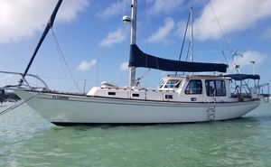 Used Morgan 40 Pilot House Pilothouse Sailboat For Sale