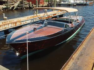 Used Hugh Saint Triple Cockpit 30 Antique and Classic Boat For Sale