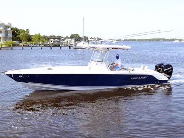Used Pro Line 35 SS Sports Fishing Boat For Sale