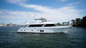 Used Ocean Alexander 85E Motor Yacht For Sale