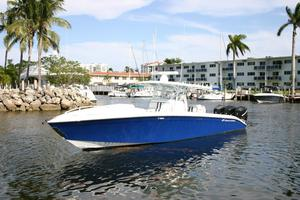 Used Midnight Express Cuddy Cabin Boat For Sale