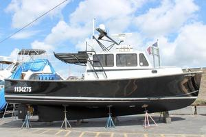 Used Duffy 38 Downeast Fishing Boat For Sale