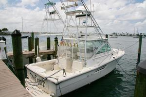Used Pursuit 3400 Sports Fishing Boat For Sale