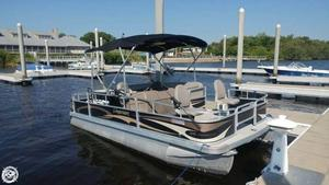 Used Premier Pontoons 200 Navigator Pontoon Boat For Sale